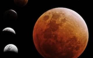 Можно ли начинать дела в лунное затмение. Солнечное и лунное затмения