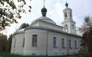 Храм похвалы пресвятой богородицы, дубна. Храмы в честь праздника похвалы богородицы в московском кремле
