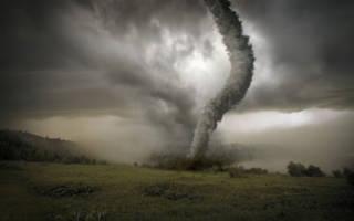К чему видеть во сне ураган. Приснился ураган, сонник