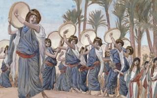 Иудейские женщины. Сила еврейской женщины