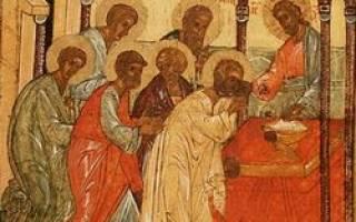 Что означает причаститься в церкви. Причастие – это благодатное приобщение души к вечной жизни