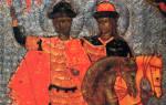 День памяти святых благоверных князей-страстотерпцев бориса и глеба. Именины Бориса