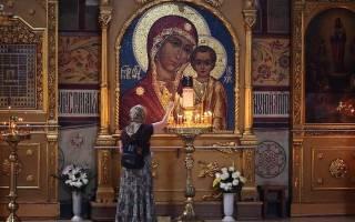 Молитвы иконы чудеса реальные события. Чудесная помощь и явления богородицы на войне