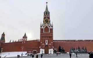 6 кто является архитектором спасской башни кремля. История Спасской башни Московского Кремля