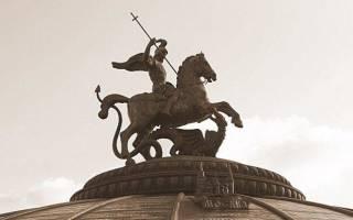 Георгий победоносец покровитель россии и история георгиевской ленты. Путь от воина в мученики