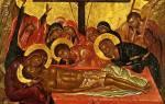 Вовеки творец спасенья воскрес и смерть победил. Сам Иисус не двигал гор, но что Он имел в виду
