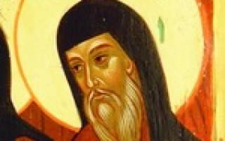 Православный календарь на 11 августа. Преподобные Косма и Константин Косинские