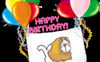 Овен мужчини душевное поздравление с днем рождения. Поздравления с днем рождения женщине овну