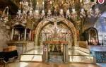Панорама Храм Гроба Господня. Виртуальный тур Храм Гроба Господня