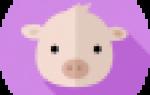 Какие годы свиньи по гороскопу. Китайский гороскоп кабан, (свинья)