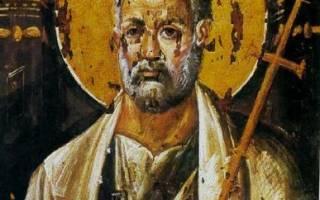Какие живописные изображения послужили образцом для иконописи. Византийские иконы