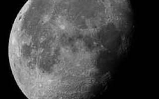 Какая луна убывающая или прибывающая. Какая сейчас луна — растущая или убывающая? В какой фазе сейчас находится луна? Красота и здоровье