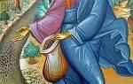 Притча о сеятеле краткое содержание. Христианская притча о сеятеле