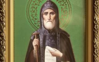 Зачем обращаются к иконам иова почаевского. Преподобный Иов Почаевский (†1651)