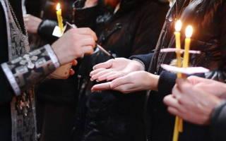 Проповедь насельника Троице-Сергиевой Лавры архим. Илии (Рейзмира) в день памяти свт