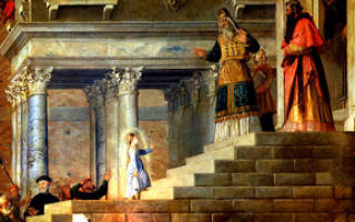 4 декабря праздник. Церковный Православный праздник декабря