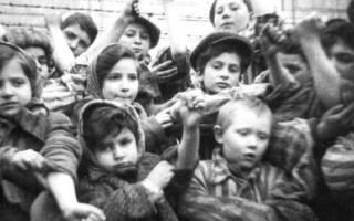 Человек спасший еврейских детей во вторую мировую. Судьба еврейских детей в годы оккупации на