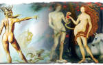 Жена адама до сотворения евы. История любви