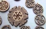Амулет часы значение. Защитные символы предков: славянские обереги и их значение