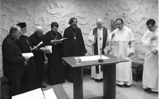 Отступление от церкви. Свидетельство о Православии или отступление от веры? Три уровня отступления