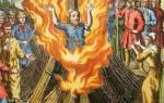 Ученые которых сожгли. Самые известные жертвы инквизиции