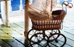 Сонник детская коляска с младенцем. К чему снится детская коляска: ждать пополнения? Сонник: Коляска во сне