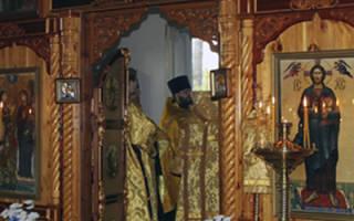 Великий пост. Чтение канона Андрея Критского