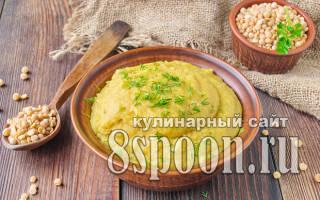 Гороховая каша рецепт приготовления. Гороховая каша и секреты её приготовления