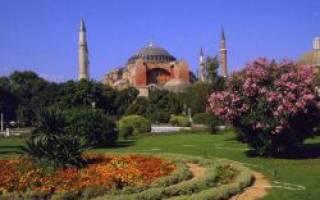 Храм святой софии кратко. Храм Святой Софии в Константинополе: описание и расположение