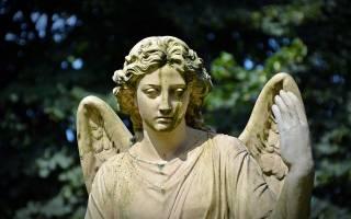 Святый ангеле божий моли бога о мне. Канон покаянный ко Господу Иисусу Христу