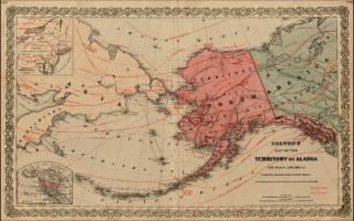 Аляска: русские корни американской культуры. Аляска православная