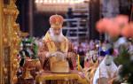 Когда начинается служба в пасху. Как проходит православное богослужение на пасху