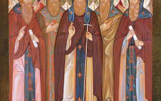 Церковный Православный праздник июня. Собору преподобных отцов Псково-Печерских