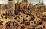 Схема методы борьбы католической церкви с еретиками. Что проповедовали еретики? Как католическая церковь боролась с еретиками? Инквизиция и публичные сожжения