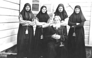 Староверы поморцы беспоповцы. Что ни дом – то обычай