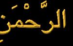 Правила поведения во время уразы. Что нужно говорить после разговения? Рамадан = Рамазан = Рамзан