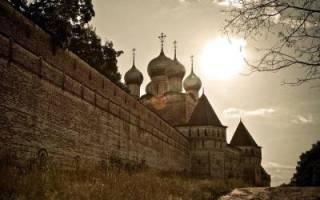 Борисоглебский — под покровительством двух святых. Прогулка за стенами монастыря