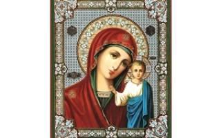 Богородица на троне с младенцем значение. Богоматерь с младенцем и святыми феодором и георгием