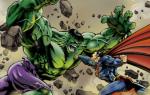 10 самых сильных персонажей комиксов. Самые быстрые супергерои