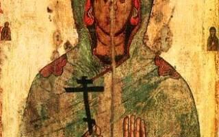 Православные праздники 3 января. Церковный Православный праздник января