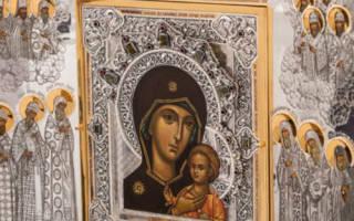 Икона божией матери петровская. Молитва иконе петровская
