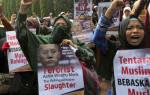Буддисты устроили геноцид мусульман в Мьянме (Бирме) (видео). Геноцид мусульман в Мьянме (Бирме) устроили буддисты (видео)