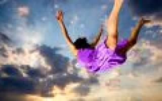 Что означает когда человек летает во сне. Чем хорошо и чем плохо летать во сне по разным сонникам
