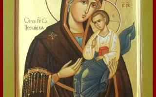 Богородица «казанская песчанская». Казанская (песчанская) икона божией матери