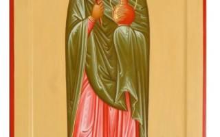 Анастасия узорешительница день ангела. Именины Анастасии по церковному календарю — судьба, любовь, характер и карьера