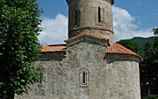 Епархия баку. Азербайджан