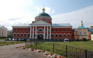 Казанский богородичный мужской монастырь. Богородицкий монастырь