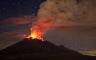 Приснилось извержение вулкана сонник. Извержение вулкана толкование сонника