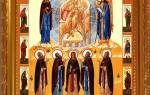Письма молитвы оградительные православие. Молитва задержания от всякого зла