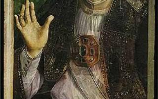 Имя многих римских пап. Папа Сикст II